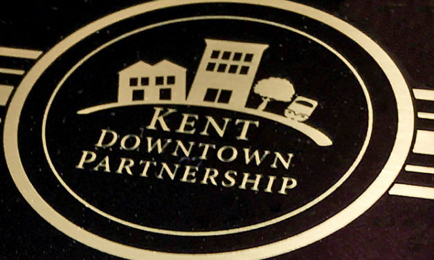 Kent Downtown Partnership holds its first-ever Awards Ceremony