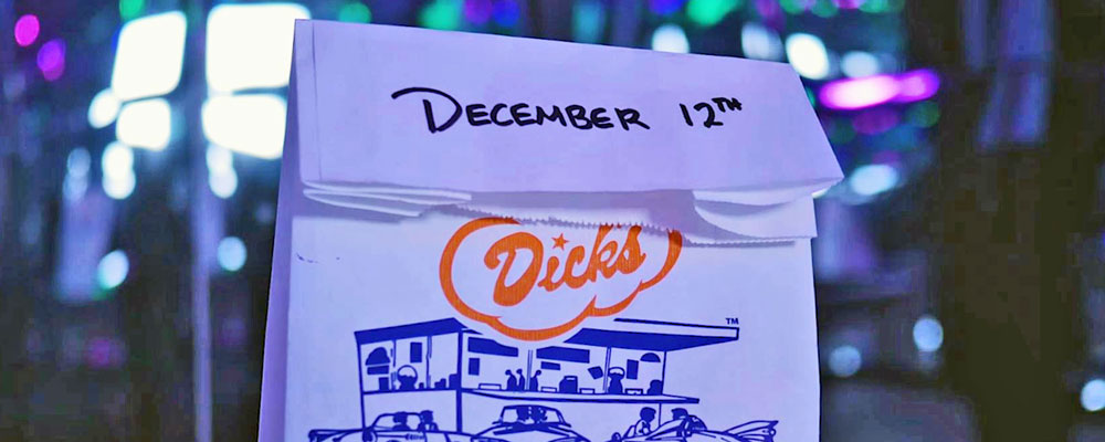 Grand Opening for new Kent Dick's Drive-In will be Wed., Dec. 12