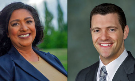 ELECTION RESULTS 3: Mona Das now leads Joe Fain by 206 votes