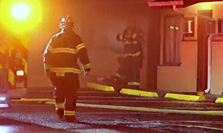 Dryer fire hits Sunset Motel in Kent early Sunday