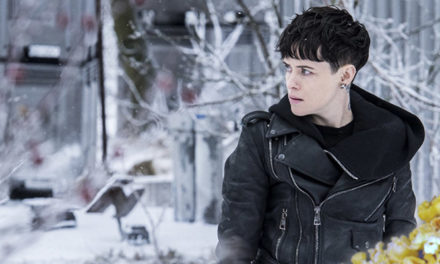 New in Theaters… The Girl in the Spider's Web: A New Dragon Tattoo Story