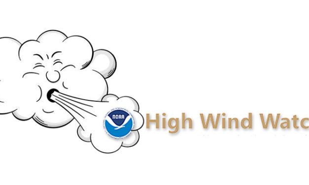 WEATHER: 'High Wind Watch' issued for Friday