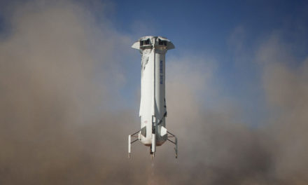 Blue Origin targeting launch of New Shepard Thursday morning
