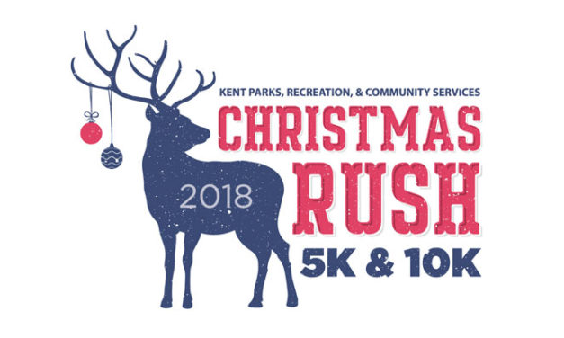 REMINDER: Christmas Rush Fun Run And Walk is this Saturday!