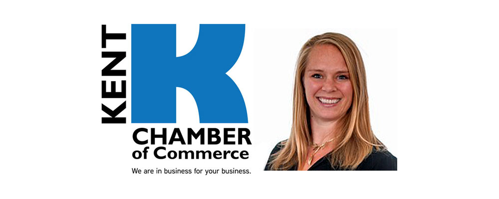 Andrea Keikkala leaving Kent Chamber after 10 years