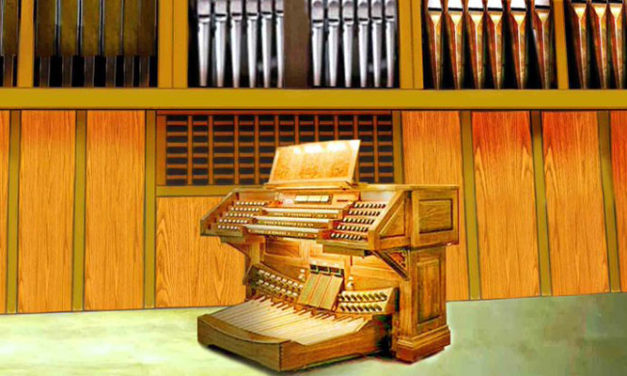 Help the 'Kent Grand Organ'