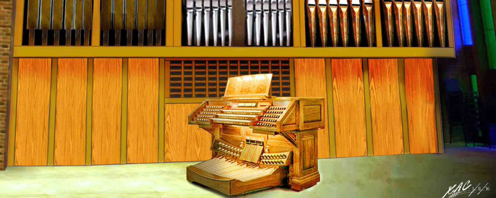 Over $14,000 raised at KDP Auction for Kent Grand Organ