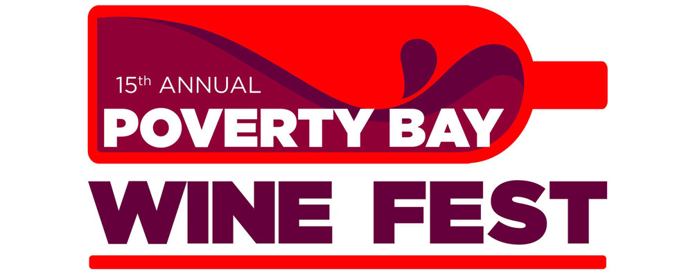 SAVE THE DATES: Poverty Bay Wine Festival will be Mar. 1 & 2!