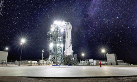 Blue Origin will try to re-launch 'New Shepard' on Monday, Jan. 21