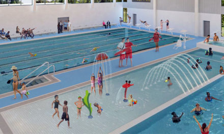 Rendering of new Kent YMCA's Aquatic Center released