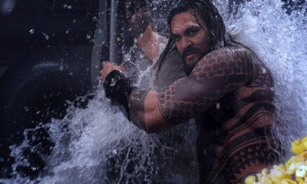 Still in Theaters: Aquaman