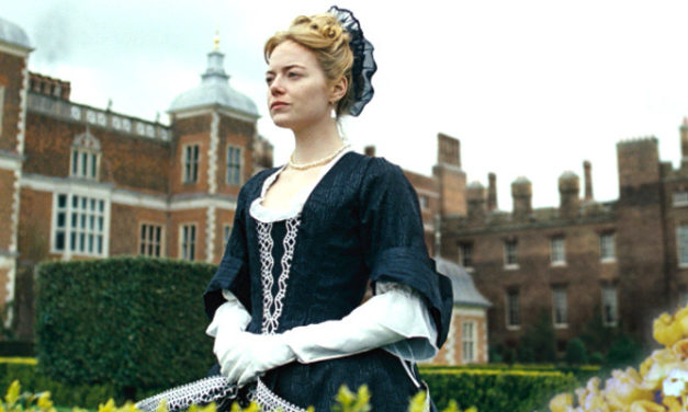 Still in Theaters: The Favourite