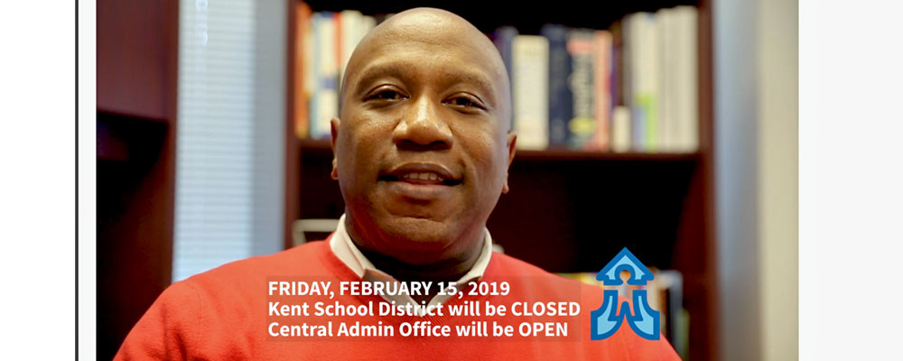 UPDATE/VIDEO: All Kent Schools will be closed Friday, Feb. 15