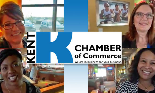 VIDEO: Meet the four finalists for the Kent Chamber CEO position