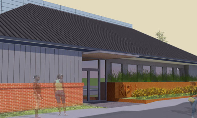 Kent Panther Lake Library Grand Opening will be Sat., Mar. 23