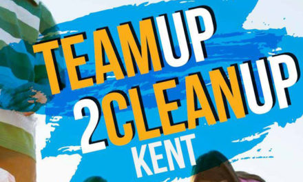 REMINDER: Spring 'TeamUp2CleanUp' is Saturday!