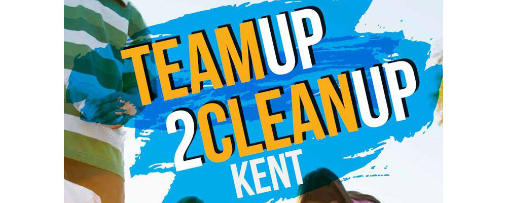 Next 'TeamUp2CleanUp Kent' event will be Saturday, Sept. 21