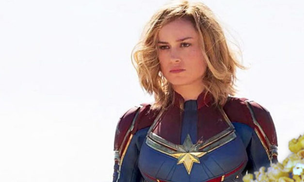 New in Theaters: Captain Marvel
