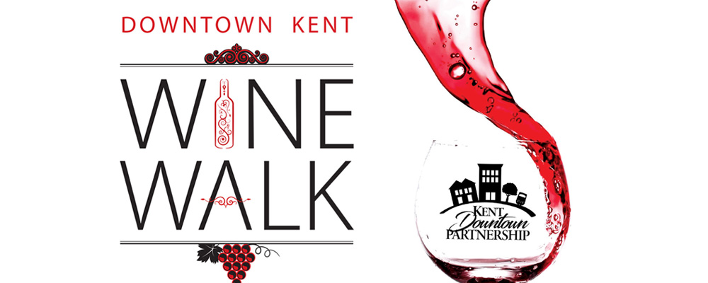 Next Kent Downtown Wine Walk will be Friday, May 17