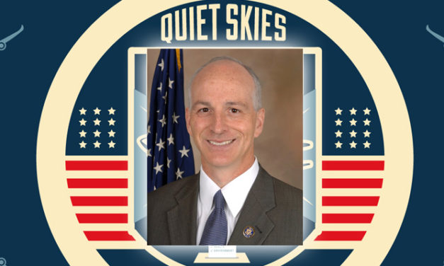 Rep. Adam Smith will keynote League of Quiet Skies Voters Town Hall April 25