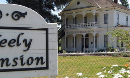 Neely Mansion Victorian Tea will be Saturday, May 11