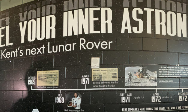 Lunar Rover replica campaign blasts off in Kent Tuesday