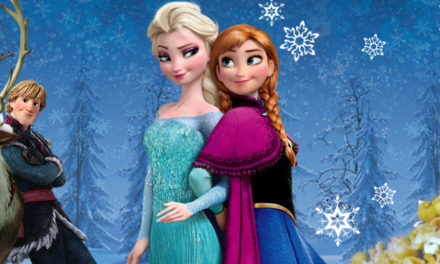 New-Release Tuesday: Frozen