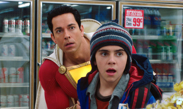 New in Theaters: Shazam!