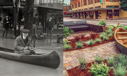 New exhibit pays homage to historic downtown Kent floods