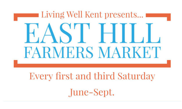 East Hill Farmers Market starts Saturday, June 1