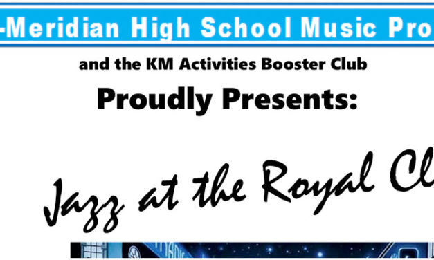 Kent Meridian High's 'Jazz at the Royal Club' fundraiser is May 10