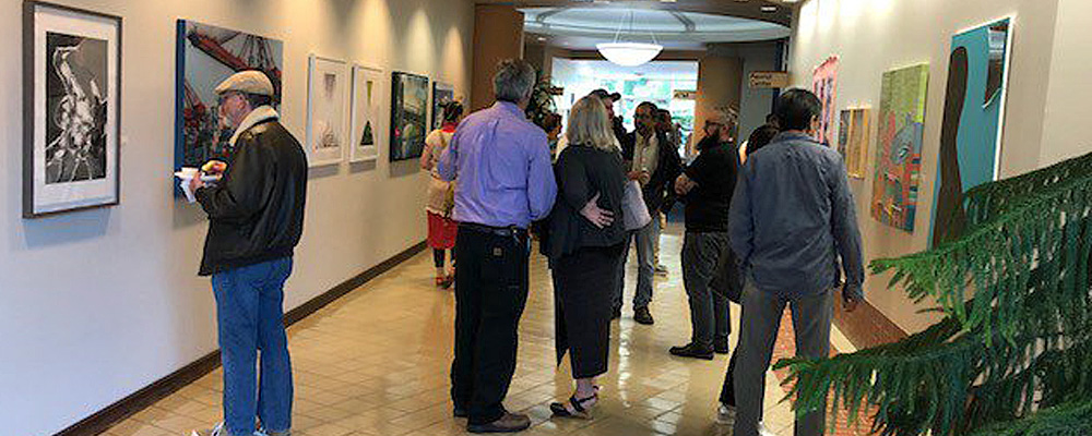 Summer Art Exhibit now on display at Centennial Gallery