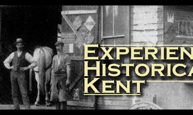 Experience Historical Kent continues with 4 events this Saturday