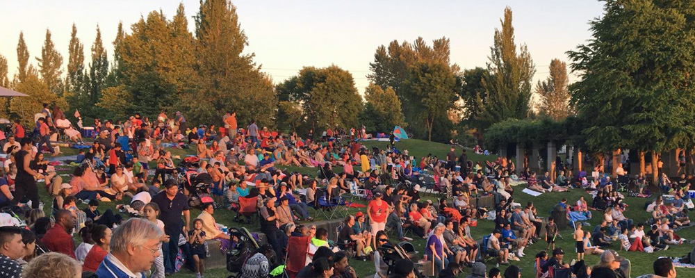 REMINDER: FREE Summer Concert Series starts Wednesday