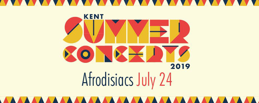 REMINDER: Boogie down to 'The Afrodisiacs' Wednesday night!