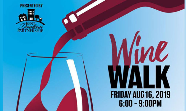 SAVE THE DATE: Next Downtown Wine Walk is Fri., Aug. 16