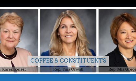 'Coffee & Constituents' with local reps on Thursday, Aug. 29