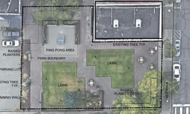 Learn about Kherson Park renovation at upcoming public meetings
