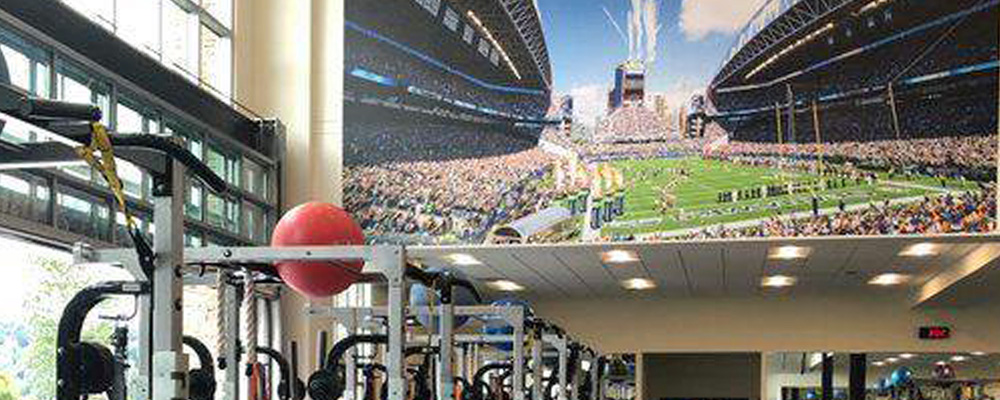 Seahawks donate weight room equipment to Kent-Meridian