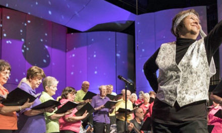 Rock 'n Roll Choir Concert Fundraiser will be Thurs., Aug. 22