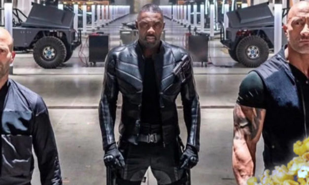 New in Theaters—Fast & Furious Presents: Hobbs & Shaw