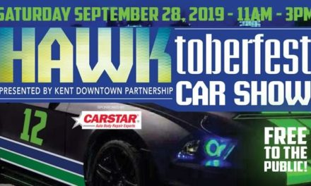 REMINDER: 5th annual 'HAWKtoberfest' car show is this Saturday, Sept. 28!