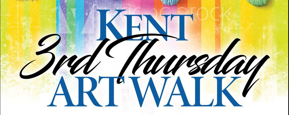 Kent Downtown Partnership seeking Artists & Craftspeople for Art Walk