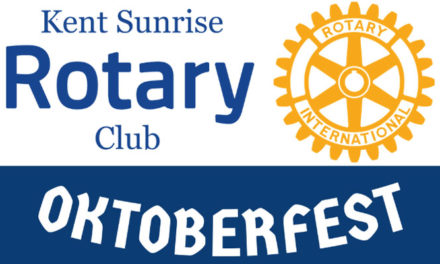 Kent Sunrise Rotary's 2019 Oktoberfest is this Saturday, Sept. 14!