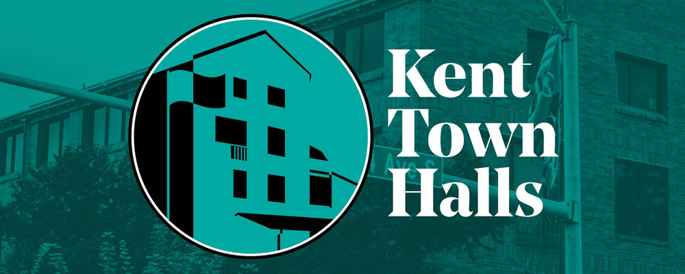 City of Kent holding Town Halls on Oct. 19 & 24