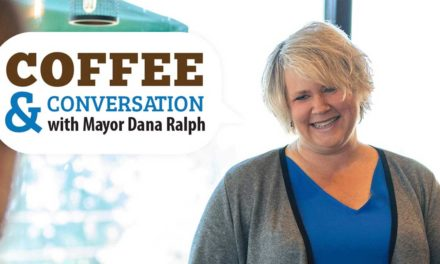 'Coffee & Conversation' with Mayor Dana Ralph will be Tues., Oct. 29