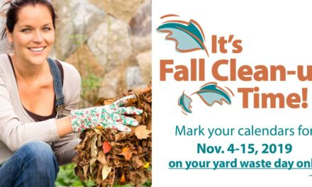 Kent residents can set out extra yard waste/garbage from Nov. 4–15