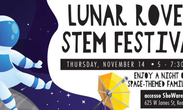 FREE Lunar Rover unveiling & STEM Festival will be Thurs., Nov. 14