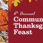 REMINDER: Kent Community Thanksgiving Feast is this Saturday, Nov. 16