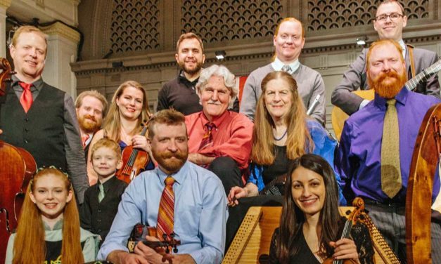 33 years of Magical Strings Celtic Yuletide Concert will be Sun., Dec. 8